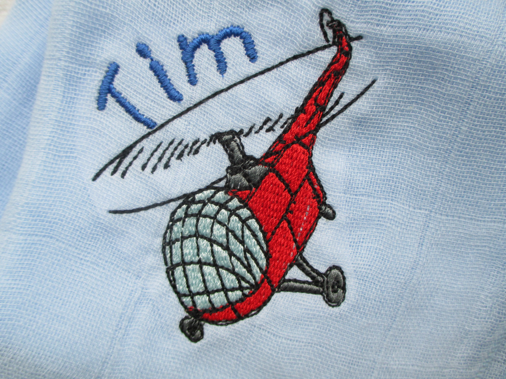 Helikopter Tim