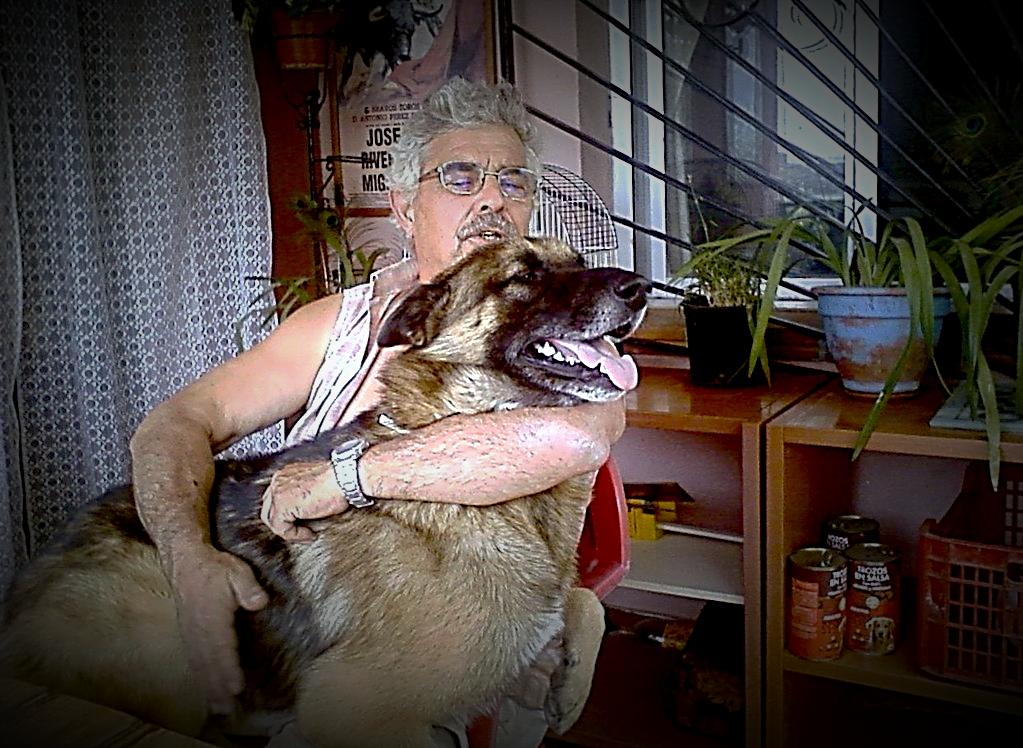 Yo y Tio mi perro - Moi et mon Chien Tio