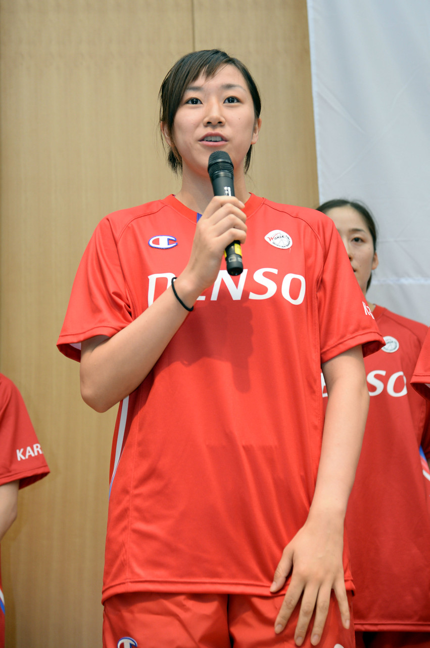 高田汐織選手