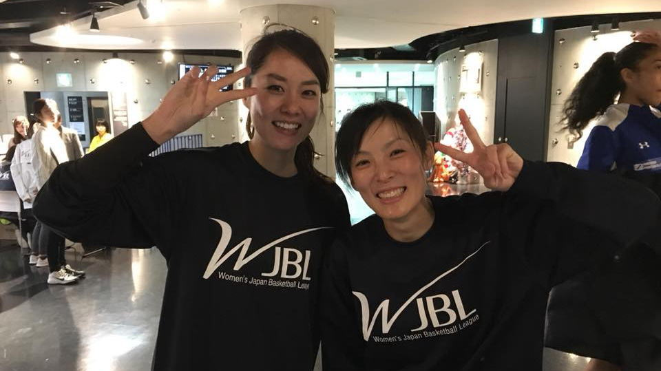Wリーグ レジェンドチャレンジマッチでは、デンソーOGの小畑さんと中川さんが参加!