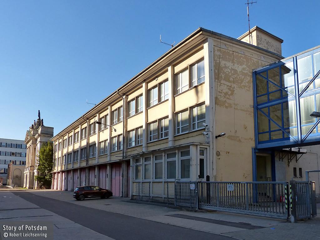 Feuerwache in Potsdam