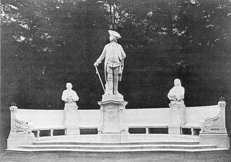 Friedrich-Denkmal in der Berliner Siegesallee