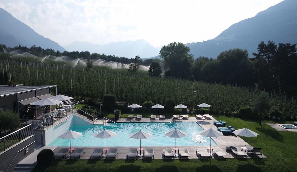 Nicht nur zum flittern perfekt design hotel tyrol zwei for Design hotel tirol