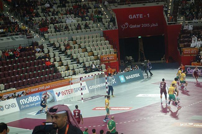 Katar, Brasilien, Handball-WM, Katar 2015