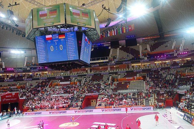 Handball-WM Katar 2015 Deutschland Polen