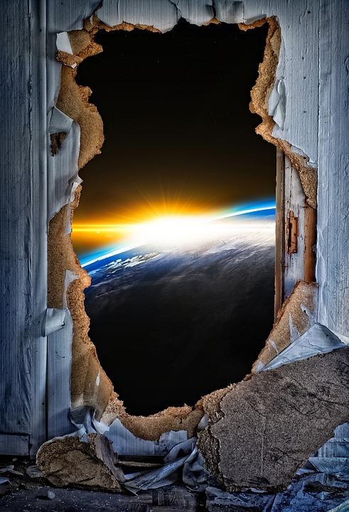 Jesus hat eine neue Tür für uns Menschen geöffnet