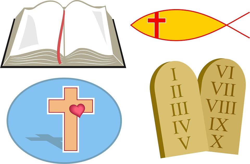 Der Ursprung von Gottes Wort, auch die 10 Gebote, führten über Jesus zur Bibel mit Altem- und Neuem Testament