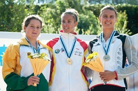 Eva Barrios mejor promesa sub 23 por su título de Campeona del Mundo de Maratón