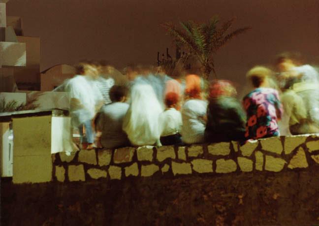 Sousse 10, 1992, Color Print, 50 x 70 cm