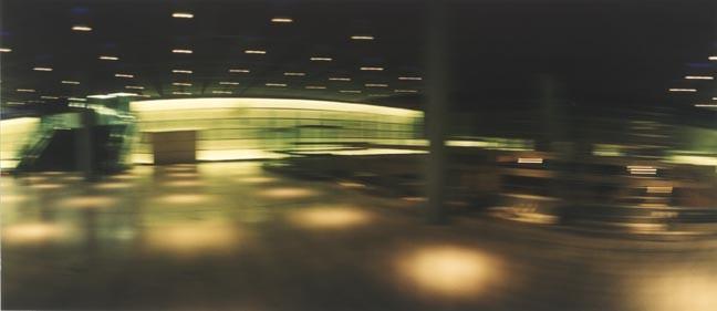 Potsdamer Platz 7, 2001, Color Print, 84 x 198 cm