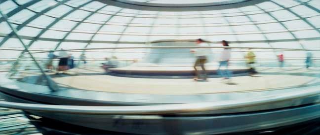 Reichstag 8, 2001, Color Print, 84 x 198 cm
