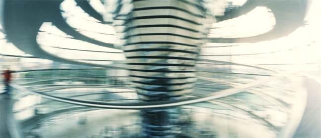 Reichstag 2, 2001, Color Print, 84 x 198 cm