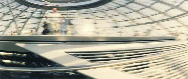 Reichstag 9, 2001, Color Print, 84 x 198 cm