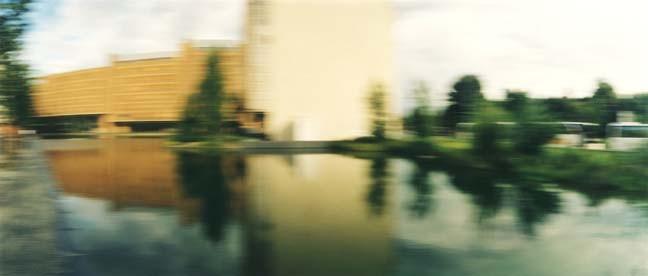 Potsdamer Platz 12, 2001, Color Print, 84 x 198 cm