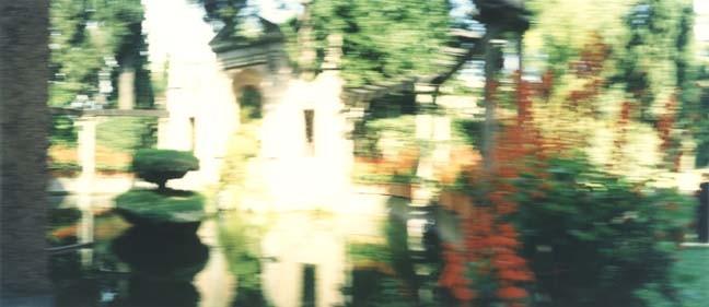 Il Giardino 7, 2000, Color Print, 84 x 198 cm