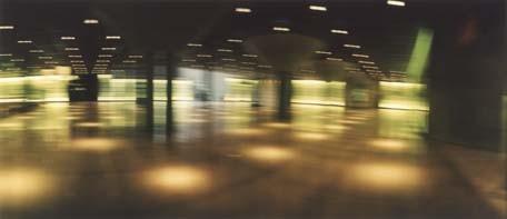 Potsdamer Platz 8, Color Print, 84 x 198 cm