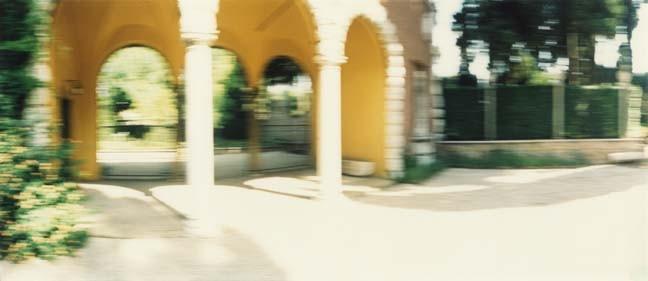 Casa Grande 2, 2000, Color Print, 84 x 198 cm