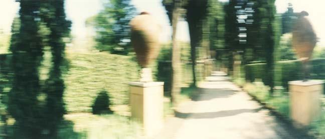 Il Giardino 3, 2000, Color Print, 84 x 198 cm