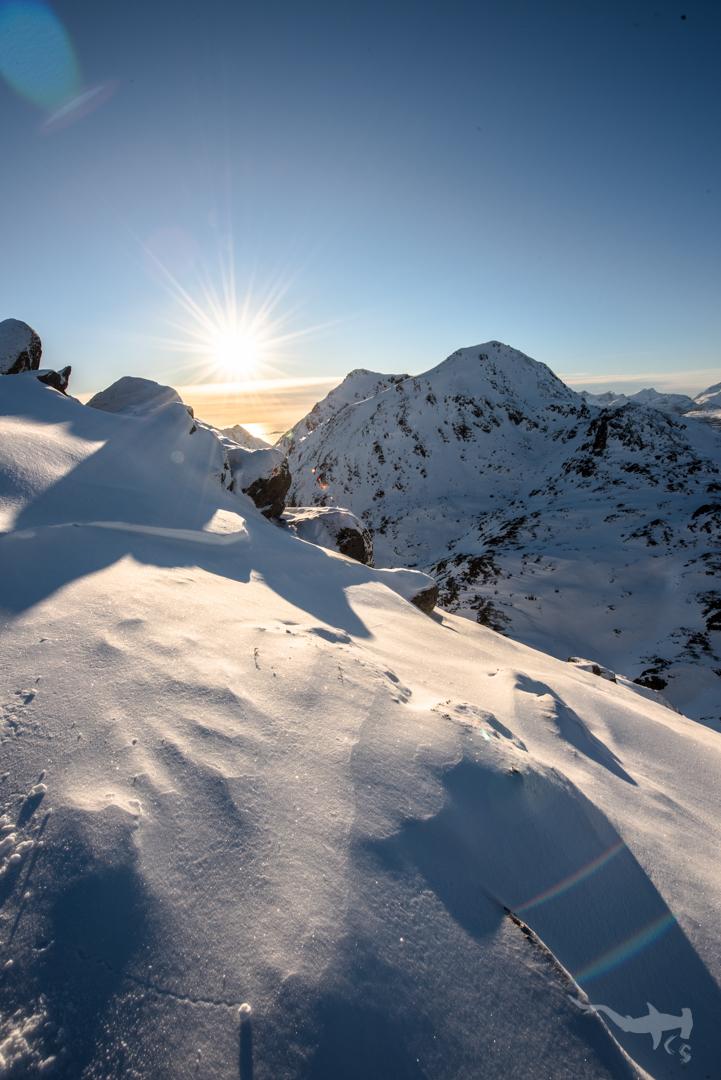 Mountain Trip - Lofoten/Norway