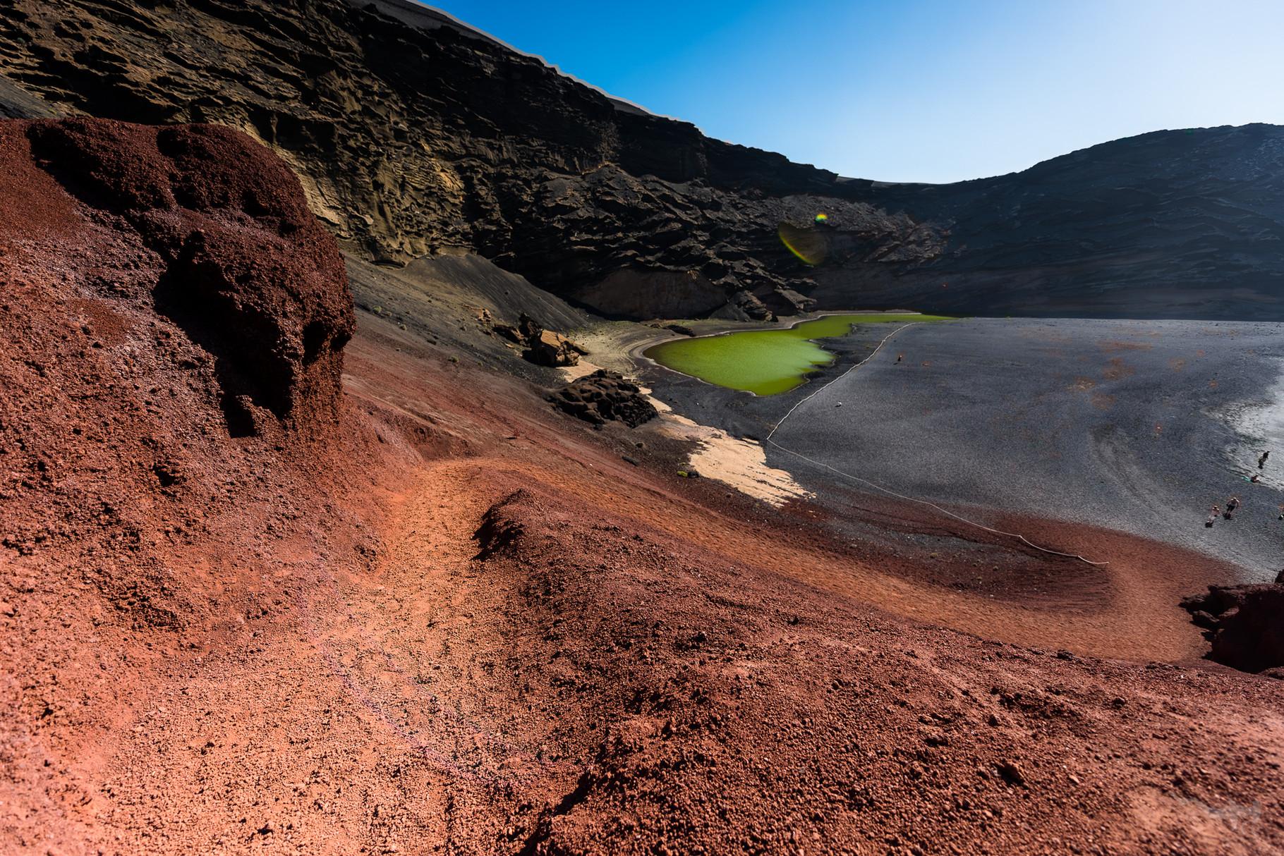 Chargo de los Clicos - Lanzarote/Canary Islands