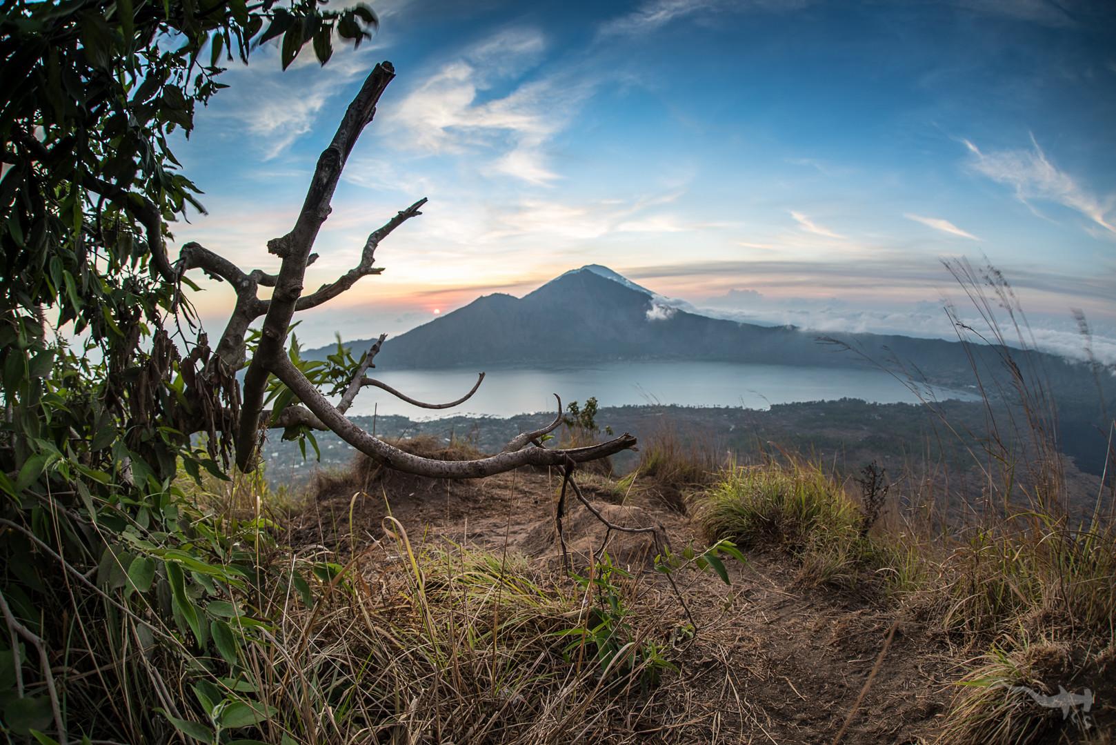 Vulcano Batur - Bali/Indonesia