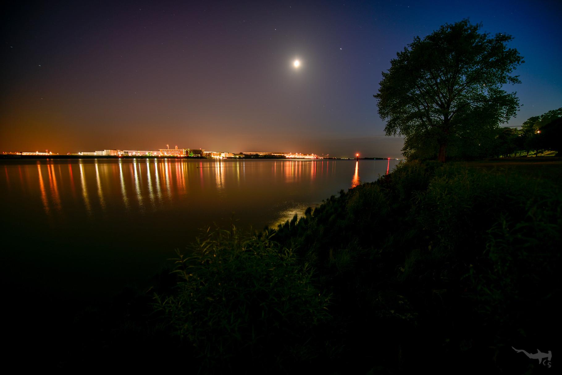 Elbe - Hamburg