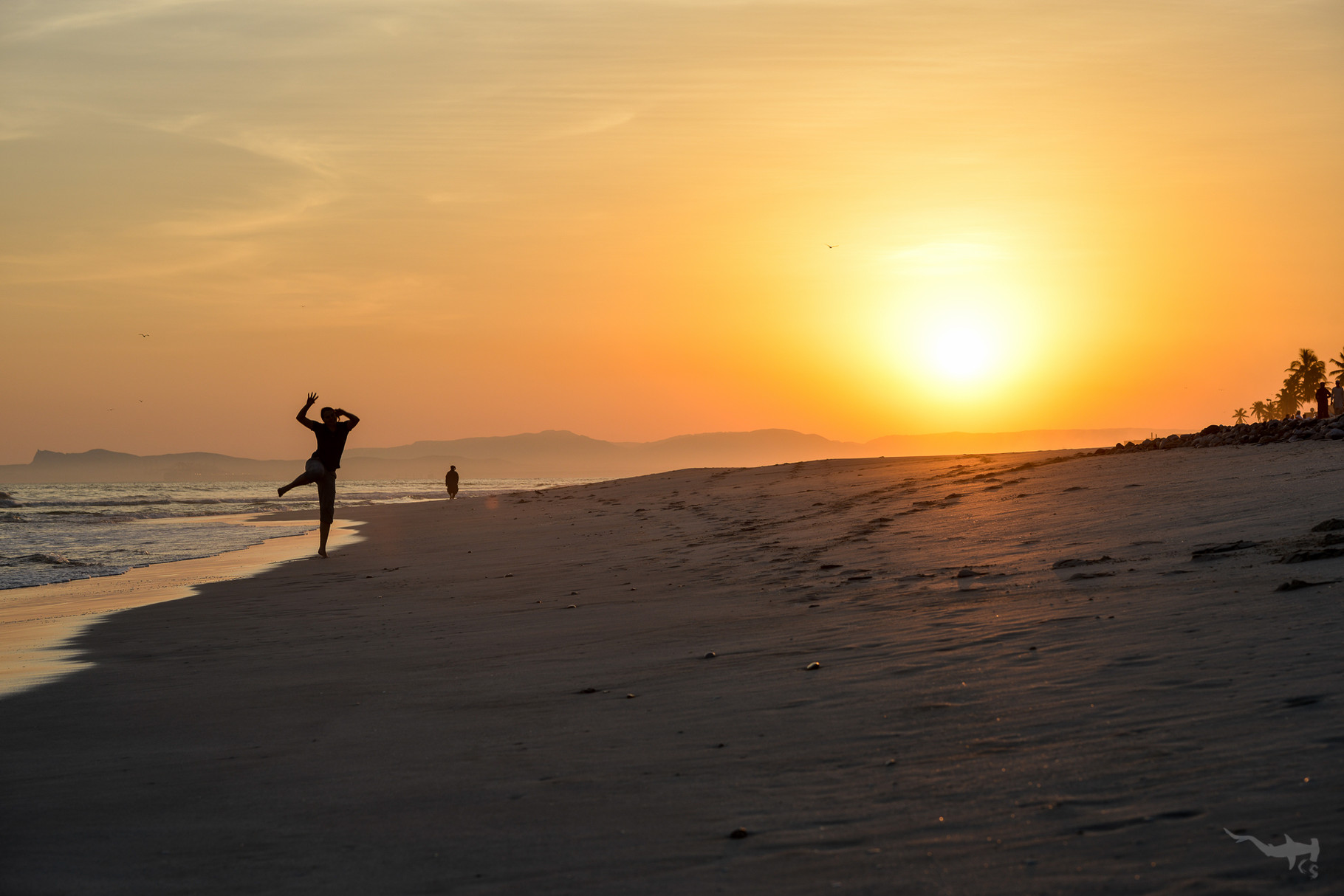 Sundown - Salalah/Oman