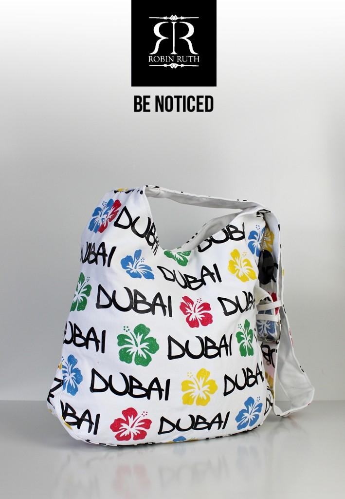 robin ruth dubai tasche handtasche souvenir andenken