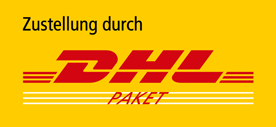 Zustellung durch DHL Paket