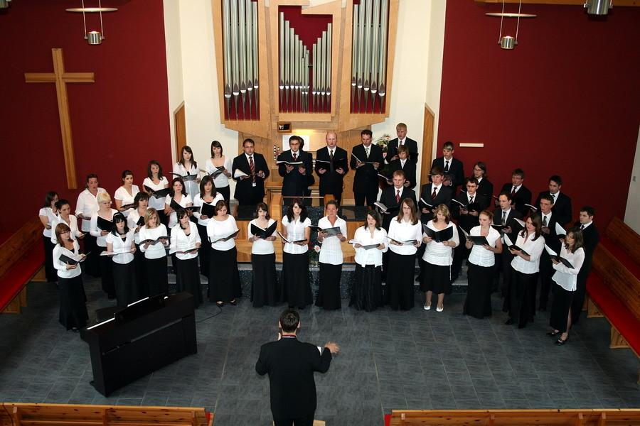 Konzert in der Neuapostolischen Kirche Reichenbach im Oktober 2008