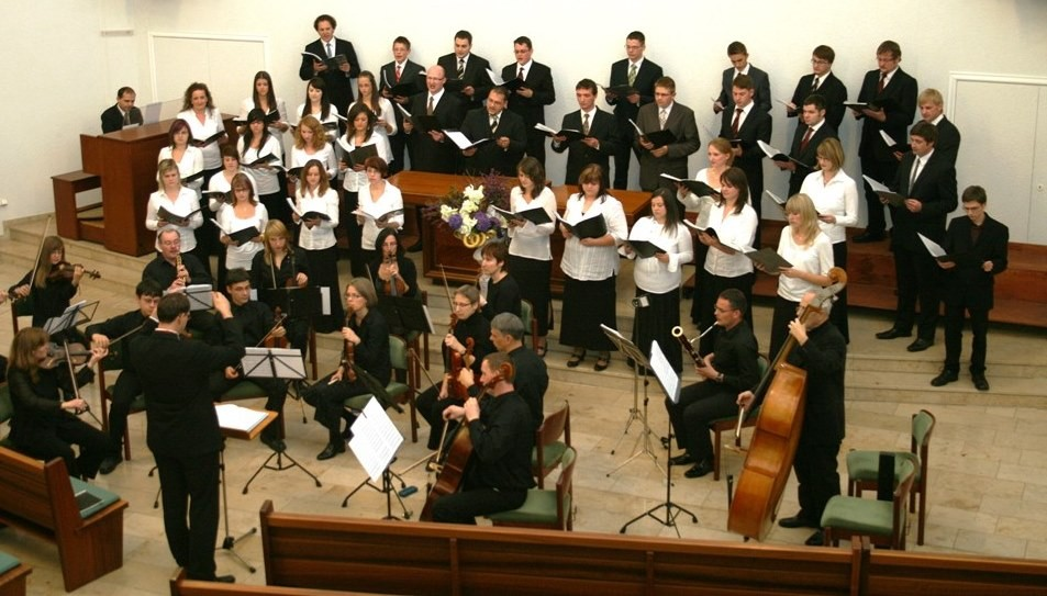 Konzert mit dem Orchester musica visenta in der Neuapostolischen Kirche Plauen im Oktober 2011
