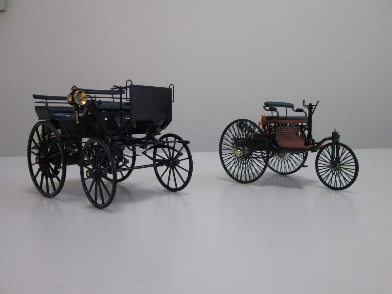 誕生期の自動車(1900年以前) - minicarhy ページ!