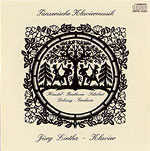 CD Tänzerische Klaviermusik in seinem Verlag