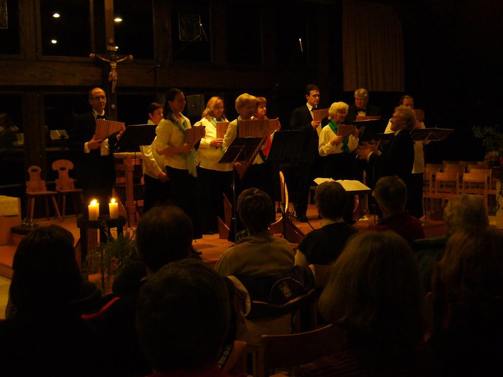 Pan-da-Bärn 2009 Bettmeralp / Konzerttournee VS