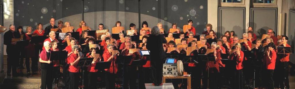 Bern Dirigent Jörg Frei in Aktion 5.6.2010
