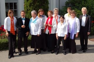 Panflötenchor Baden