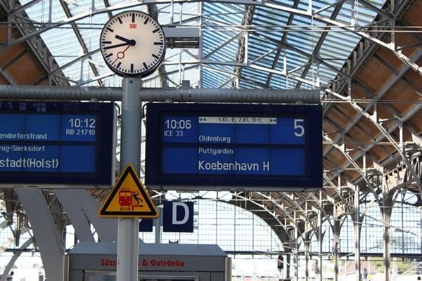 Lübeck Haupbahnhof