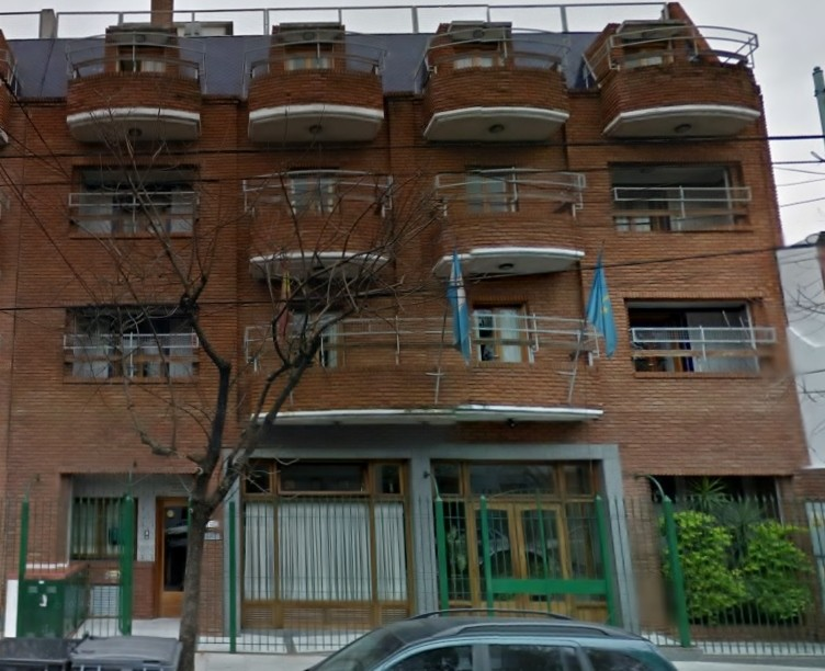 Sede argentina del Club Tinetense Residencia Asturiana de Buenos Aires