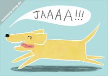 Orchideen für dich happydays Postkarte