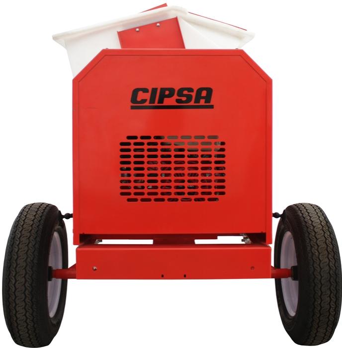 Mezcladora de Mortero Cipsa Multiquip EM120SH