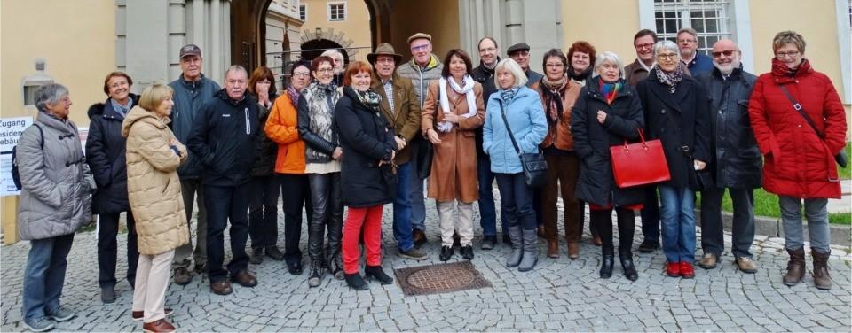 """Kulturkreis Vellberg, Schloßmuseum Ellwangen, Führung """"Hexenwahn"""""""