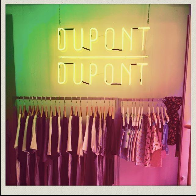 Dupont Dupont store