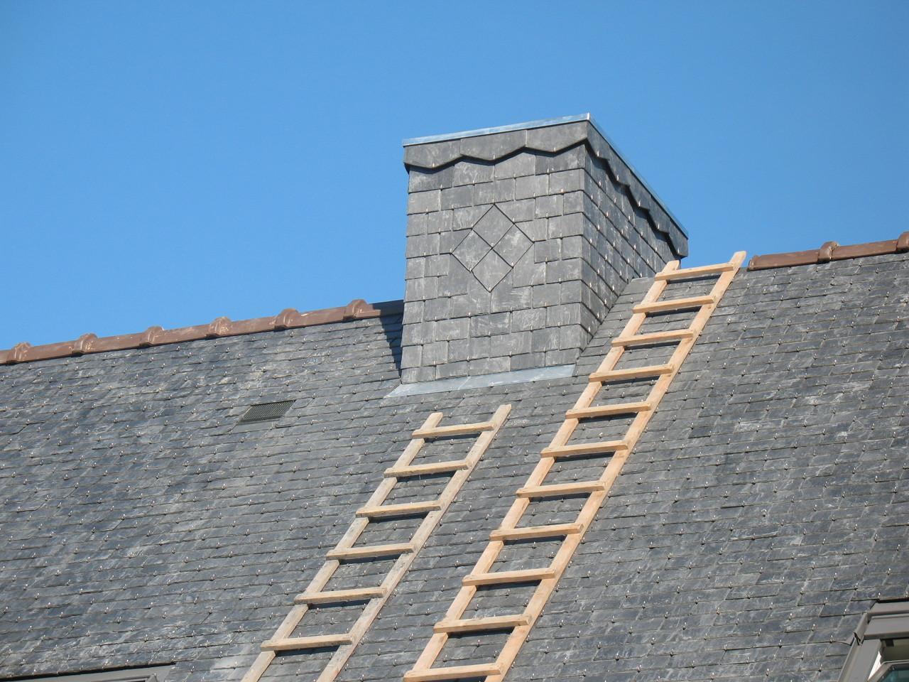 Habillage de cheminée