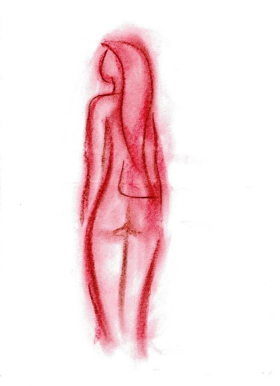 Skizze für EM - Erlebnis Malen für Frauen