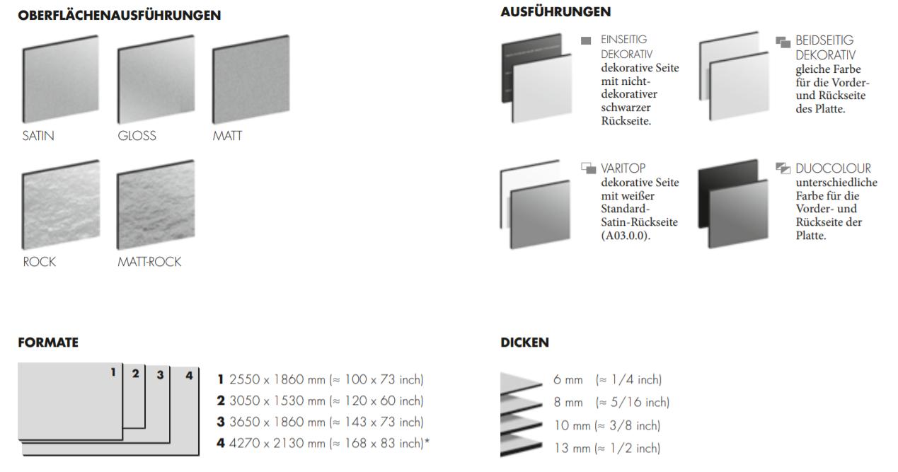 Trespa 174 Meteon 174 Platten Kunststoffplatten Shop
