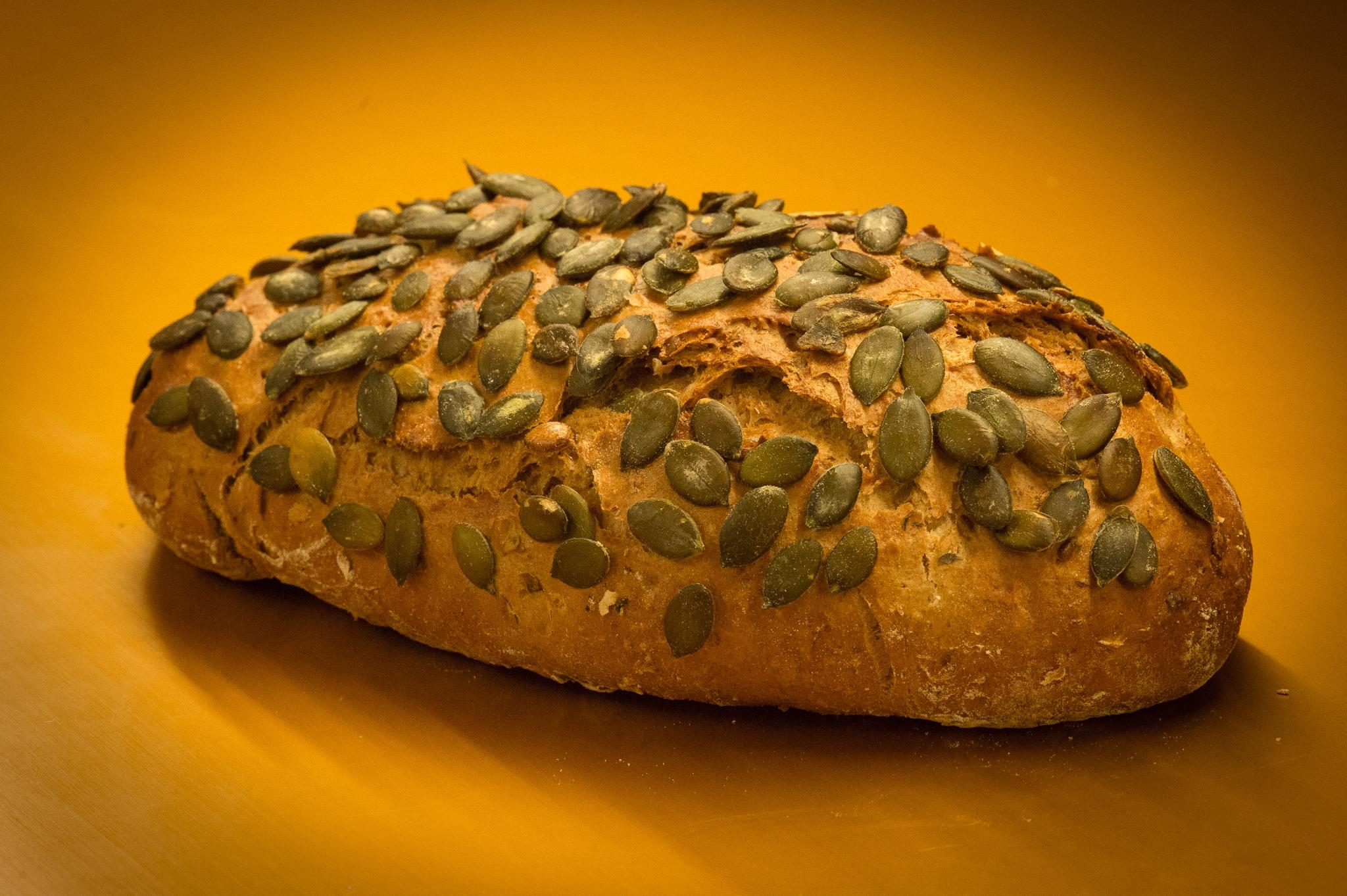 Kürbiskern-Brot