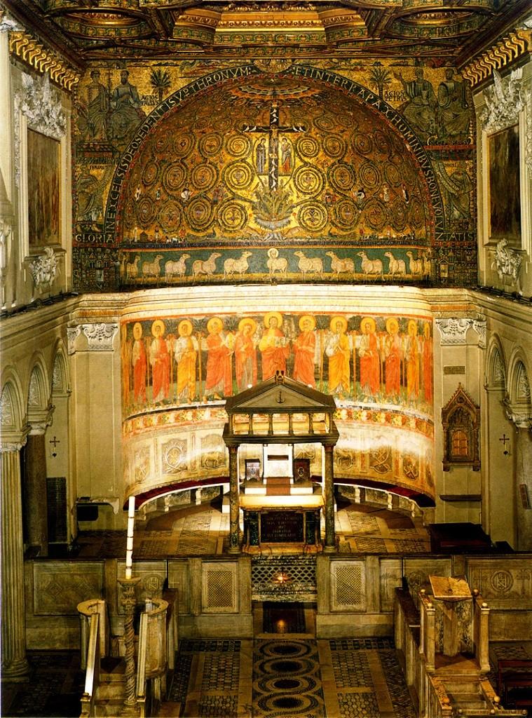 Basilica di San Clemente - interni