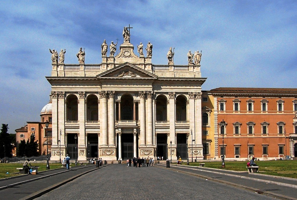 Basilica S.Giovanni in Laterano