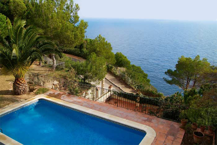 Location vacances villas Santa Christina Blane