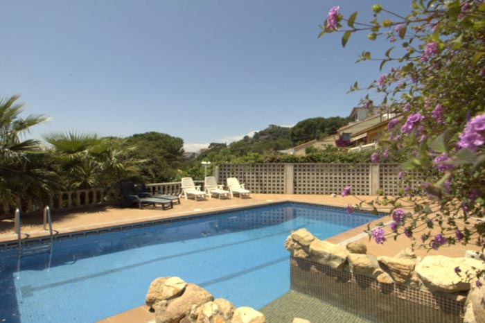 Location vacances villas Sa Tuna Begur